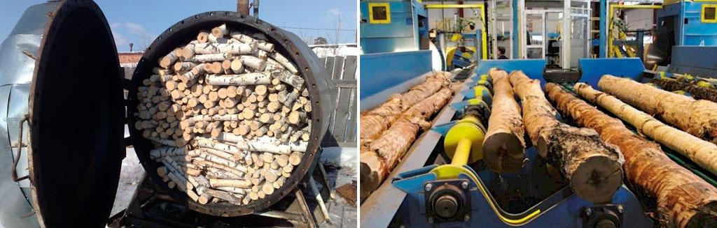 утилизация древесины